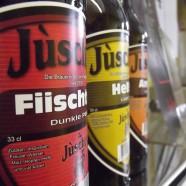 As Juscht's – Bières artisanales et viandes!