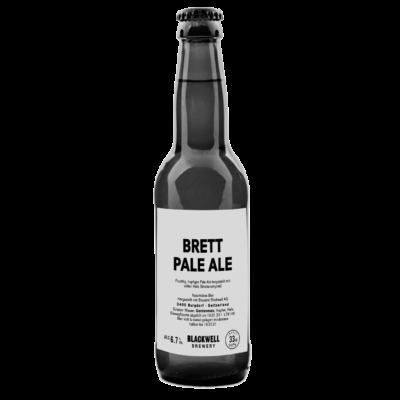 Brett Pale Ale