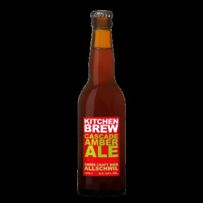 Kitchen Brew – Cascade Amber Ale